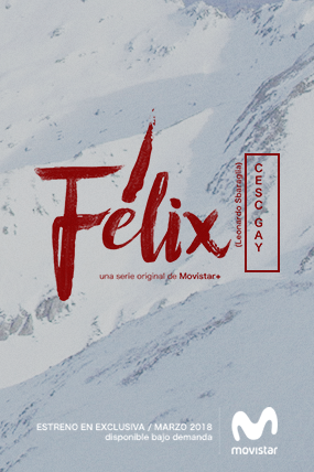 Félix una serie original de Movistar+