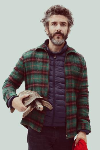 Félix. Interpretado por Leonardo Sbaraglia
