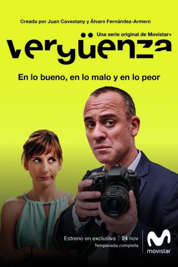 Vergüenza una serie original de Movistar+