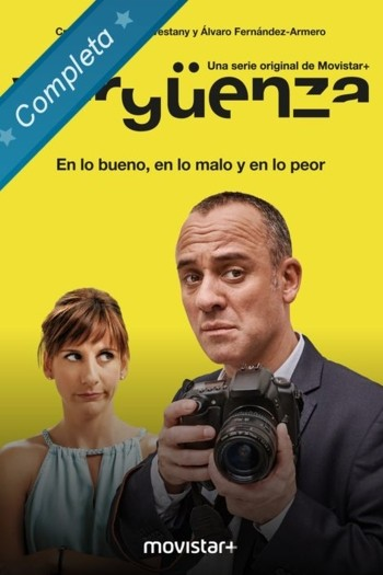 Vergüenza una serie original de Movistar+