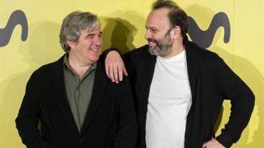 Juan Cavestany y Álvaro F Armero